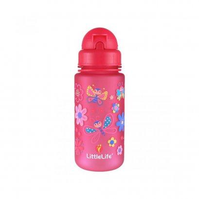 กระติกน้ำ Little Life ลายผีเสื้อ - Butterfly Kids Water Bottle