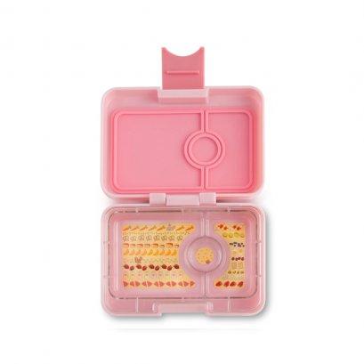 Yumbox MiniSnack 3-compartment snack box