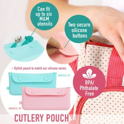 Cutlery Pouch ซองเอนกประสงค์ MARCUS & MARCUS