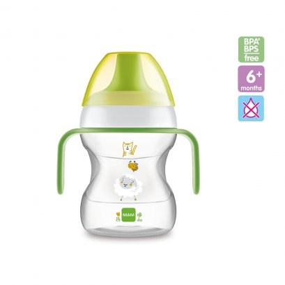 MAM Learn to drink cup 190 ml. (6m+)