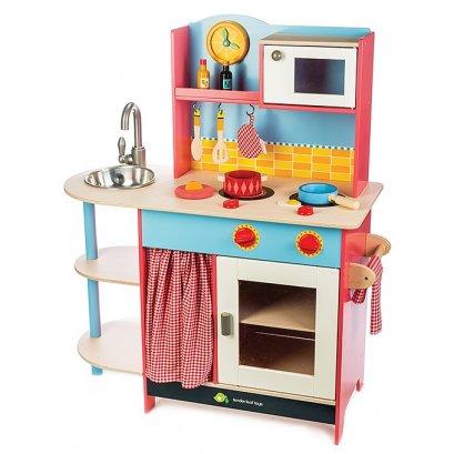 ของเล่นไม้ Grand Kitchen - Tender leaf toys