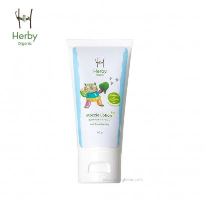 ครีมทากันยุง - Herby Organic Mozzie Cream With Essential Oils