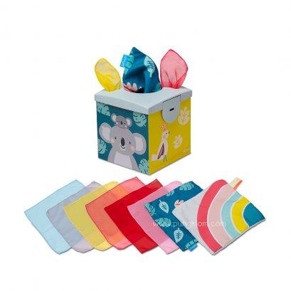 Taf Toys ของเล่นเสริมพัฒนาการเด็ก Kimmy Koala Wonder Tissue Box