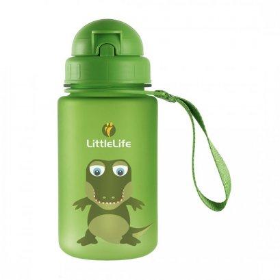 กระติกน้ำ Little Life ลายจระเข้ - Crocodile Kids Water Bottle