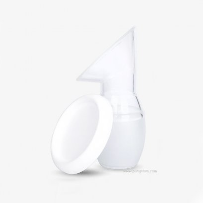 Milk Collector - Silicone Breast Pump