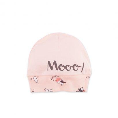 Auka หมวกเด็กอ่อน MOOO