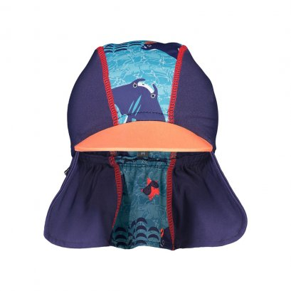 Close Pop-in Sun Hat