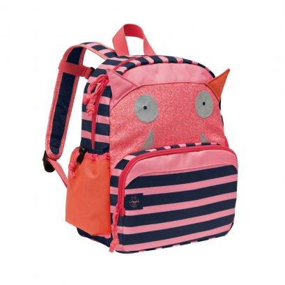 กระเป๋า Lassig - Medium Backpack, Little Monsters Mad Mabel