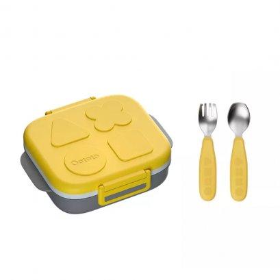 Octoto PLUS กล่องอาหารพกพา