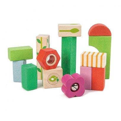 ของเล่นไม้ Nursery Blocks - Tender leaf toys