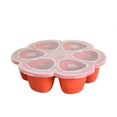 BEABA Silicone multiportions 6 x 150 ml