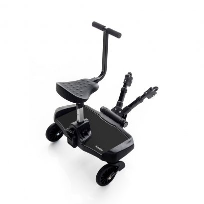 Bumprider อุปกรณ์เสริมรถเข็น สำหรับให้เด็กโตนั่ง (Black)