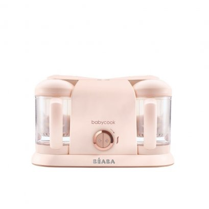 BEABA เครื่องนึ่งปั่นอาหารเด็ก Babycook Duo