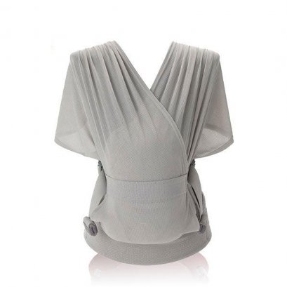 POGNAE Step One Baby Carrier - Light Grey