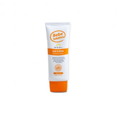 Sun Screen SPF30 PA++ - BEBE SOLUTION (60g)