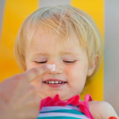 ครีมกันแดดสำหรับเด็ก จำเป็นกว่าที่คุณคิด