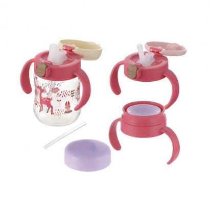 Richell Step Up Baby Cup Set