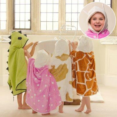 Cuddledry ผ้าเช็ดตัวเด็ก 1-4 ขวบ