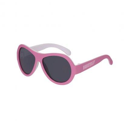 แว่นตากันแดดเด็ก รุ่น Tickled Pink Two Tone Aviator - BABIATORS