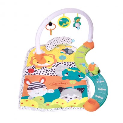 INFANTINO  Watch Me Grow 4 in 1 Activity Gym
