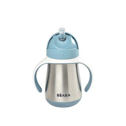 BEABA กระติกน้ำหัดดื่มสแตนเลส 250 ml