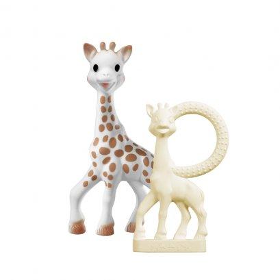 Sophie la girafe  ยีราฟโซฟี เซ็ตยางกัด