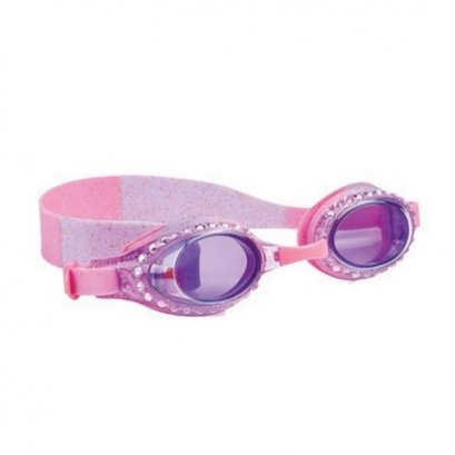 แว่นตาว่ายน้ำ Bling2o - GOLD AMETHYST PURPLE