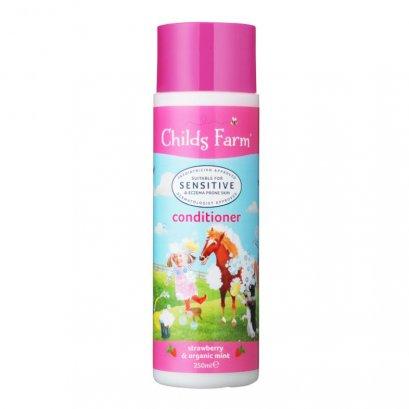 Childs Farm Conditioner - ครีมนวดผมเพื่อผมนุ่มลื่นจัดทรงง่าย สำหรับ 1 ปีขึ้นไป