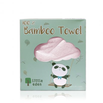 Little Eden 100% Bamboo Towel Size 27x54""