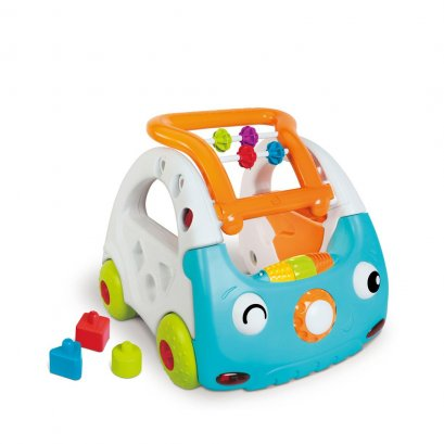 INFANTINO 3 in 1 Sensory Walker and Discovery Car
