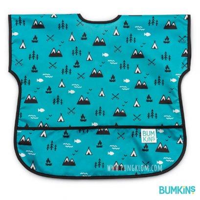 ผ้ากันเปื้อนเด็ก 1-3 ขวบ Bumkins Junior Bib