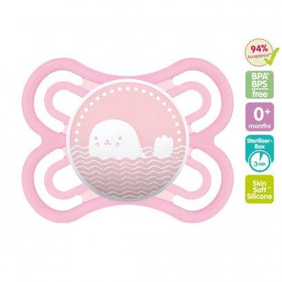 MAM จุกหลอก รุ่น Perfect Newborn Pacifier (0+ Months) - Single