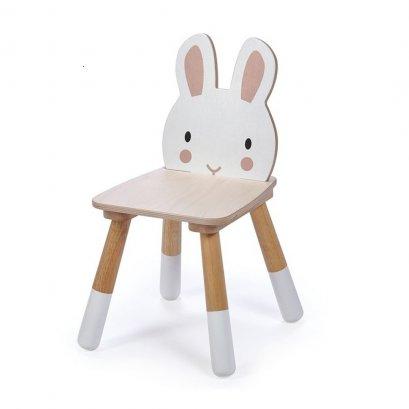 เก้าอี้ไม้ Forest Rabbit Chair - Tender Leaf Toys รุ่น TL8812