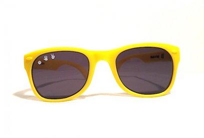 แว่นตากันแดดเด็ก 0-3 ปี Ro.sham.bo Baby shade - Simpson