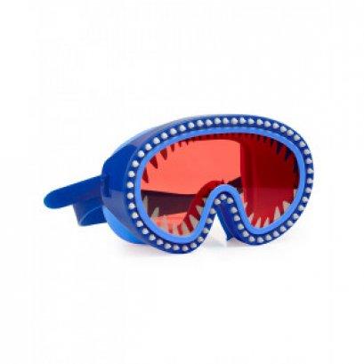 แว่นตาว่ายน้ำ Bling2o - SHATTACK -NIBBLES RED LENS