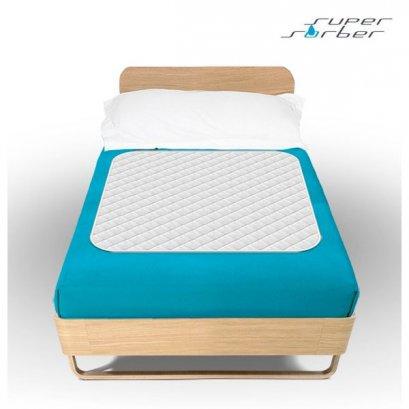 แผ่นรองเตียงดูดซับน้ำ Super sorber (แผ่นรองกันเปื้อน) size M - 90x90cm