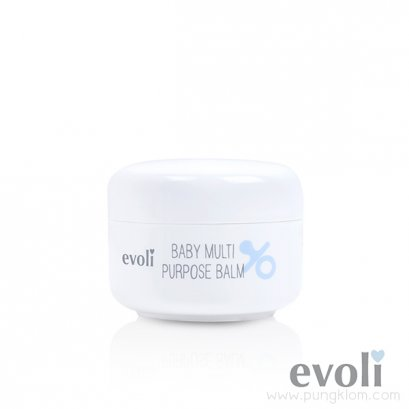 Evoli Baby Multi-Purpose Balm 30g.