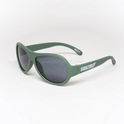 แว่นตากันแดดเด็ก BABIATORS รุ่น Original Durable 3-7 ปี สี Marine Green