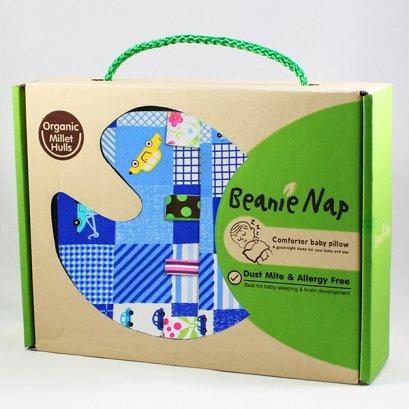 Beanie Nap หมอนกันสะดุ้งริบบิ้น - Beep Beep