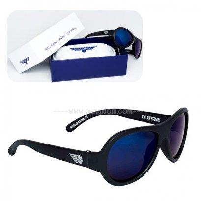 แว่นตากันแดดเด็ก BABIATORS รุ่น Polarized 3-7 ปี สี Black Ops Black
