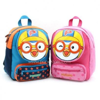 เป้จูงโปโรโร่ Pororo Face Safety Harness Backpack