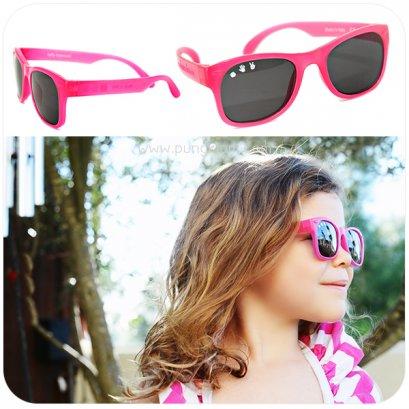แว่นตากันแดดเด็ก Ro.sham.bo Baby shade สี Kelly Kapowski (พ่อ แม่ ลูก)