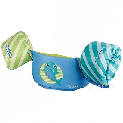 Puddle Jumper อุปกรณ์ช่วยพยุงตัวว่ายน้ำสำหรับเด็ก รุ่น Tahiti Series - Walrus