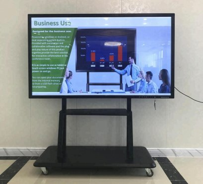 Interactive Digital Board 55 65 75 86 inches