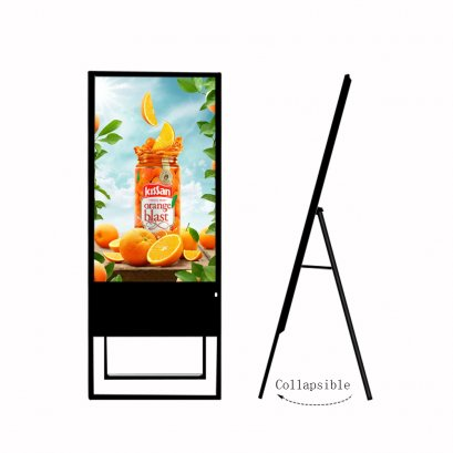 Floor Stand Digital Poster 32-55 inches