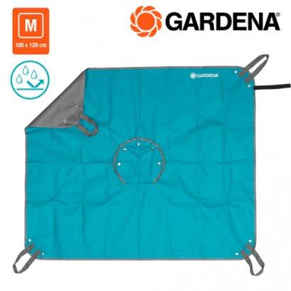 ผ้าใบรองทำสวน M (ขนาด 100 x 120 cm)