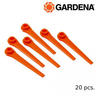 Gardena Grass Trimmers Spare Blades (Set 20 pcs)