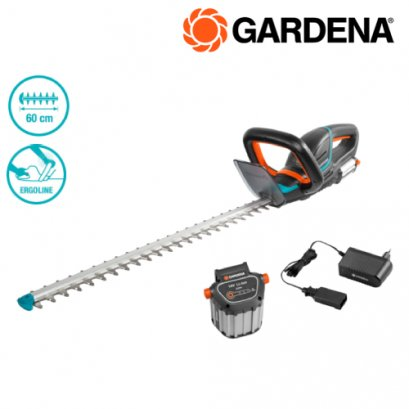 Battery Hedge Trimmer ComfortCut Li-18/60 ready-to-use Set