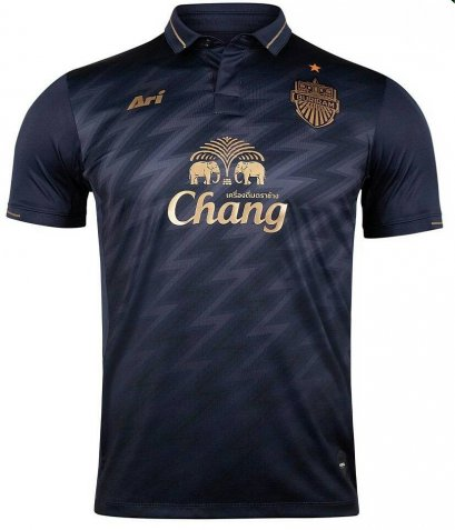 Buriram United ACL Thailand Football Soccer League Jersey Shirt Copper Blue AFC Champion League
