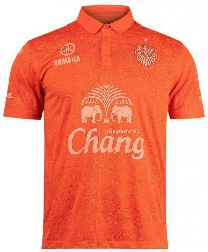 2021 Buriram United Thailand Football Soccer League Jersey Shirt Third Orange
